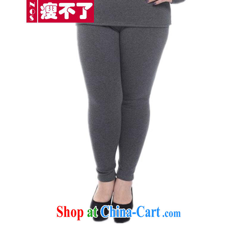 NOS thick mm XL girls with the lint-free cloth thick high waist warm Bonfrere looked solid pants trousers 9 pants A 5151 gray 4 XL/180 Jack left and right