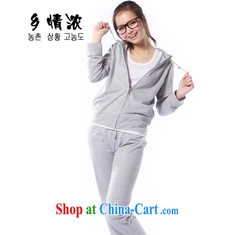 The Heung Yee Kuk and thicker sportswear clothing trendy Code women 920 blue are code