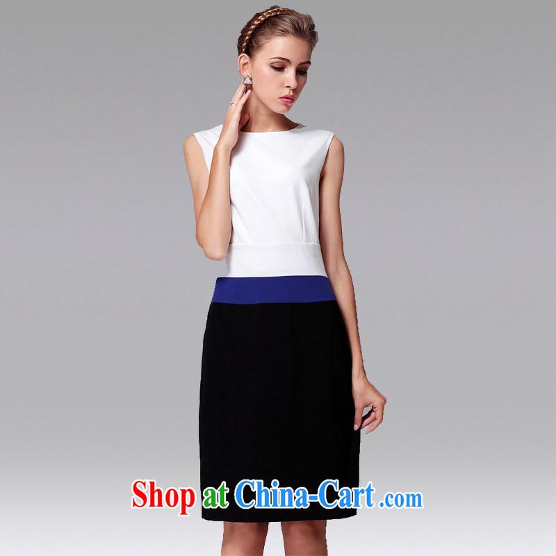 The Tomnrabbit Code women's clothing dresses stitched image color XXXL