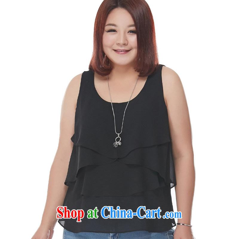 XL female vest straps black 5 XL