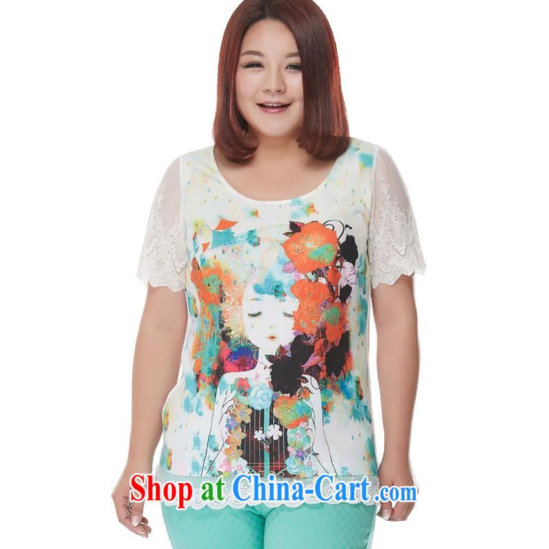 XL snow T woven shirts white 2XL