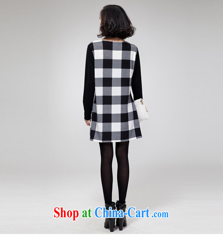 Windsor ballet, Autumn 2014 with thick MM tartan dress 0790 picture color XXXXL pictures, price, brand platters! Elections are good character, the national distribution, so why buy now enjoy more preferential! Health