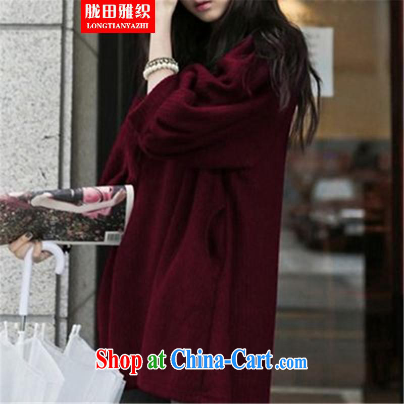 measures, the Organization 2015 spring loaded the code female Korean version very casual bubble sleeve dress wine red are code