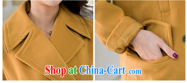 The honey and diverse expertise MM new winter clothing double-long in temperament, graphics thin windbreaker gross? What about coat-jacket women 9316 Kang yellow 5 XL pictures, price, brand platters! Elections are good character, the national distribution, so why buy now enjoy more preferential! Health