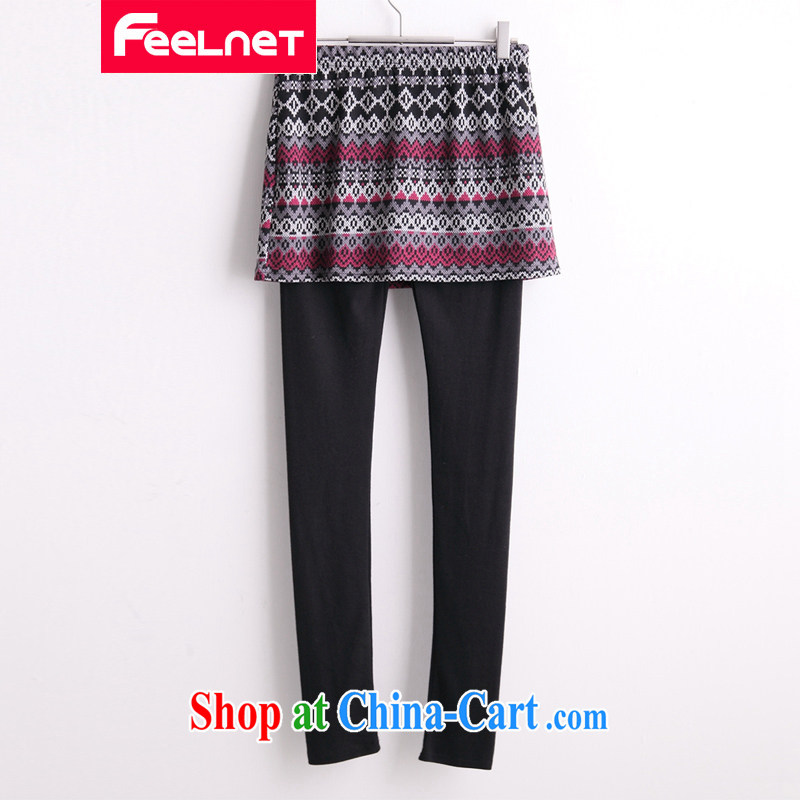 The feelnet Code women 2015 summer spring new thick MM, Trouser Press spring loaded the lint-free cloth, solid Trouser press 1495 geometry and the Code 5 XL