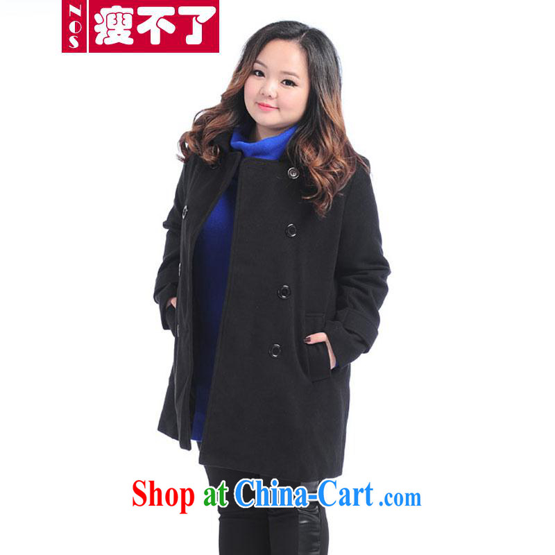 America and Europe NOS trendy code female Installed? sub-coat wool? The girls jacket loose video thin thick mm windbreaker A 7071 Black Large Number 3 XL 200 Jack left and right
