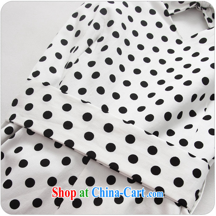 Constitution, 2015 new summer fashion the Point V collar scarf large skirt mm thick girls cotton ground 100 XL ladies waist-sweet temperament-black 3 XL 160 - 180 Jack pictures, price, brand platters! Elections are good character, the national distribution, so why buy now enjoy more preferential! Health