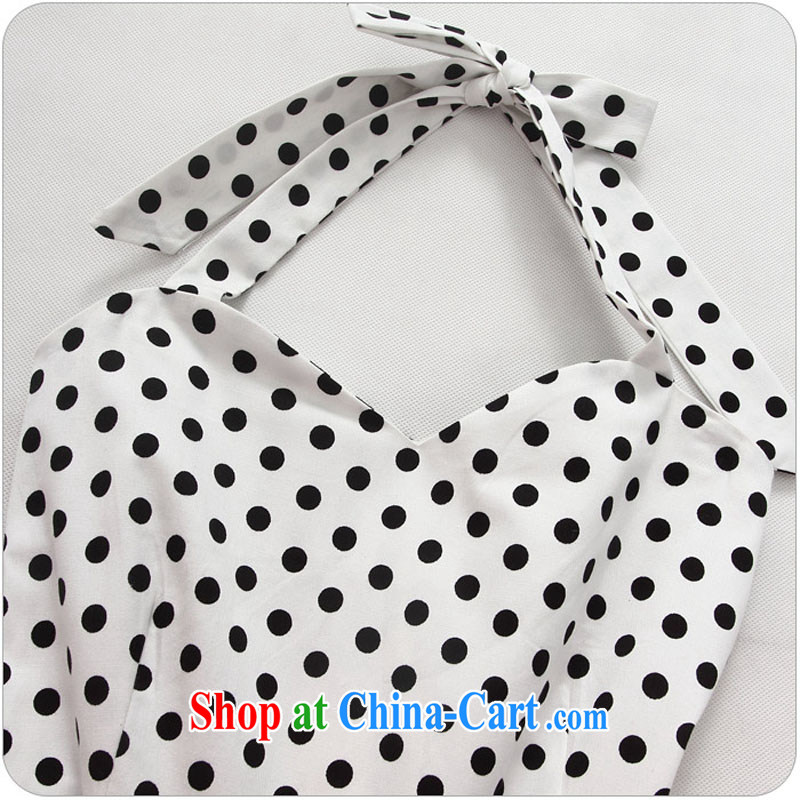 Constitution, 2015 new summer fashion the Point V collar scarf large skirts thick mm female cotton ground 100 XL ladies waist-sweet temperament suits black 3 XL 160 - 180 jack, constitution, and, shopping on the Internet