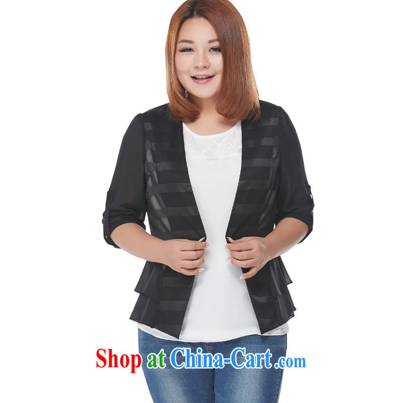 MSSHE XL jacket black 4XL
