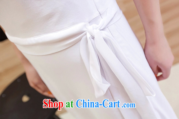 Cecilia Medina Quiroga and Macedonia is indeed XL 200 Jack female 2015 new thick mm summer fashion style short-sleeved stitching snow in woven long does not regulate purchase a skirt black XXXXL pictures, price, brand platters! Elections are good character, the national distribution, so why buy now enjoy more preferential! Health