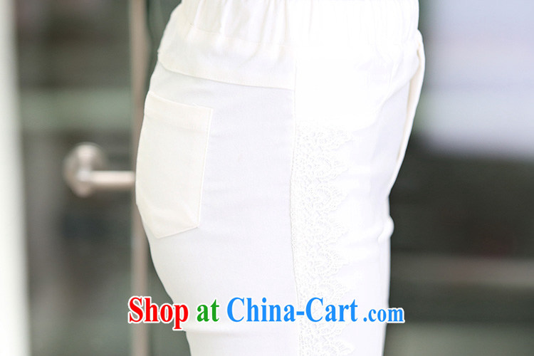 Gangnam-gu 2015 taste new and indeed intensify king, and indeed 7 pants thick mm video thin summer lace solid pants lace hot pants 537 black XXXL recommended that more than 170 pictures, price, brand platters! Elections are good character, the national distribution, so why buy now enjoy more preferential! Health