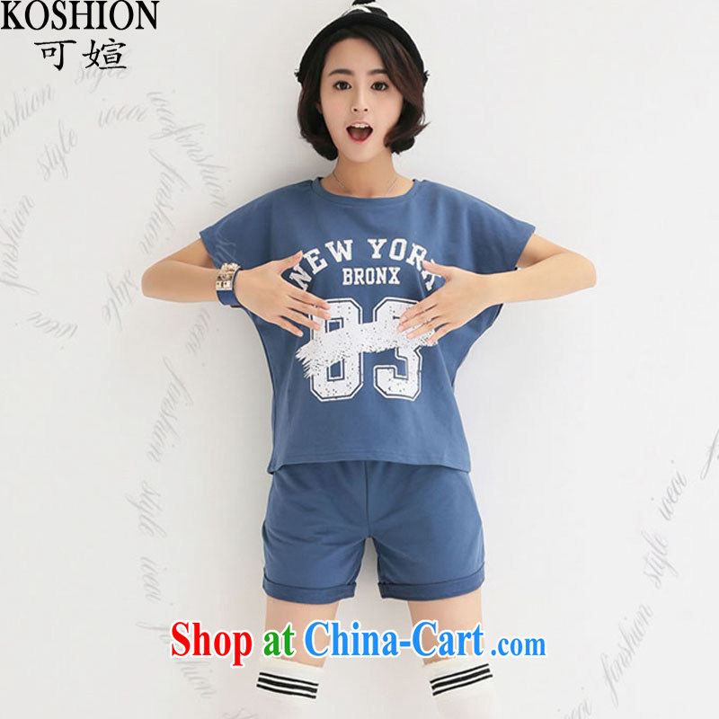 From here you can focus on sister 200 Jack The Code women 2015 summer new kit female sport kits, clothing and stamp duty female HZ 1133 blue XXXL _140 - 160 _ jack