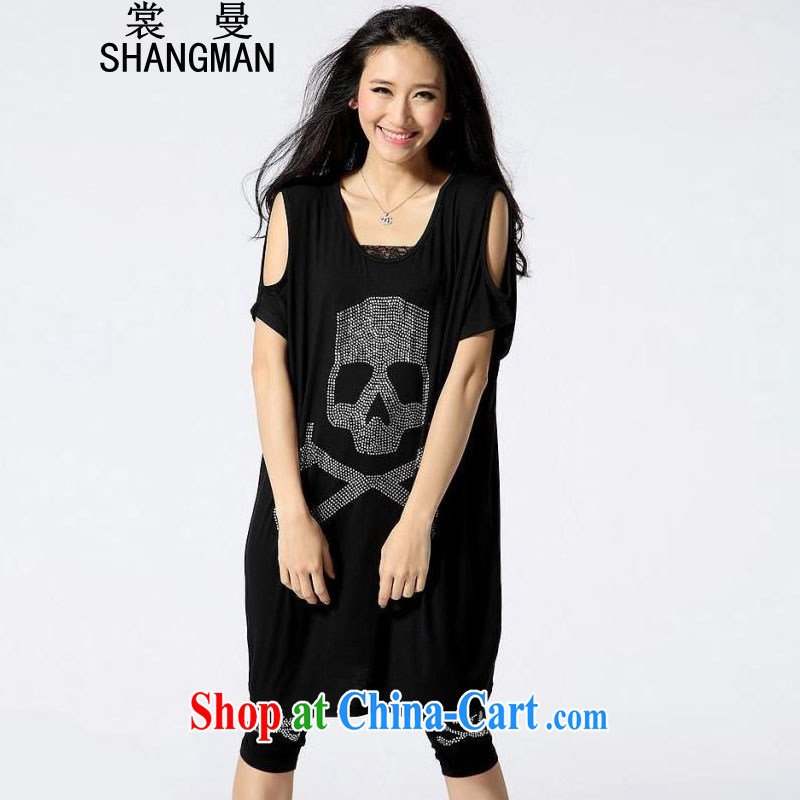 Advisory Committee, 2015 and indeed increase, female Jack 200 mm thick summer graphics thin loose large short-sleeved, long T-shirt your shoulders are code