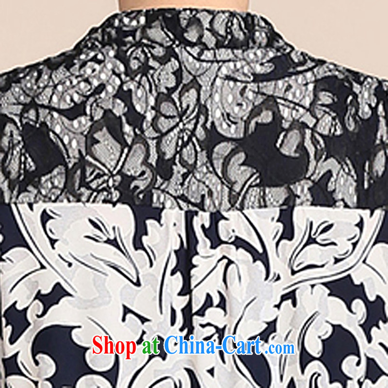 The SSU Mak summer new stamp duty 7 T-shirt MOM solid T-shirt T shirts in the elderly, women, 017 spent 5 long-sleeved XL, the SSU Mak, shopping on the Internet