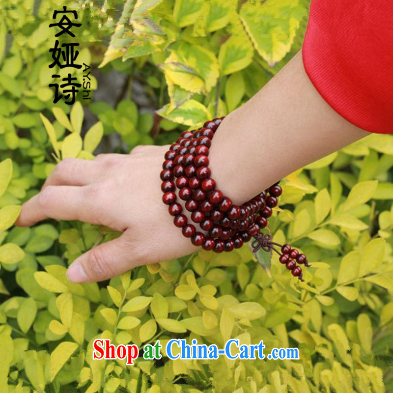 The poem Julia Ethnic Wind ornaments Buddha beads to string the chain 3 are code