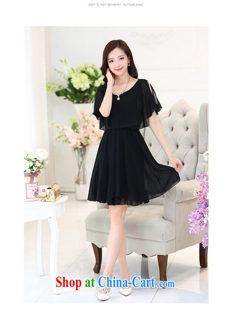 flower girl Isabelle summer 2015 new Korean style dress the code graphics thin solid ice woven bare shoulders flouncing cuff dress female D 1788 black 3 XL pictures, price, brand platters! Elections are good character, the national distribution, so why buy now enjoy more preferential! Health