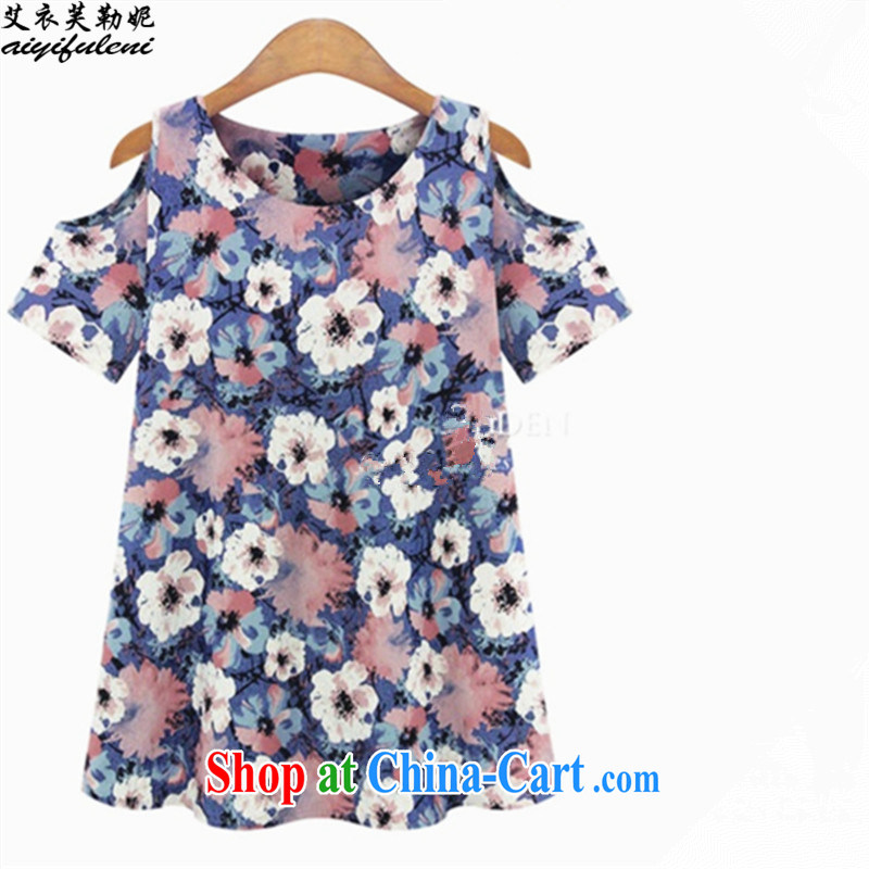 The Yi would be Connie, summer 2015 new, loose the fat XL sleeveless your shoulders graphics thin leisure T pension female 200 Jack thick MM 1182 photo color 4 XL