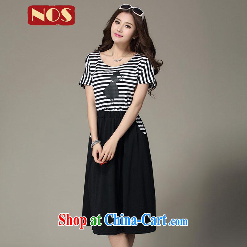 NOS Western Wind and stylish stitching knocked color streaks stamp collection waist graphics thin dress code the dress W 8691 map color the code 5 XL