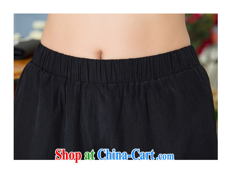 Huan Zhu Ge Ge Ge 2015 larger female summer new Korean female shorts mm thick solid color the fat and loose short pants X 5298 black 3 XL pictures, price, brand platters! Elections are good character, the national distribution, so why buy now enjoy more preferential! Health
