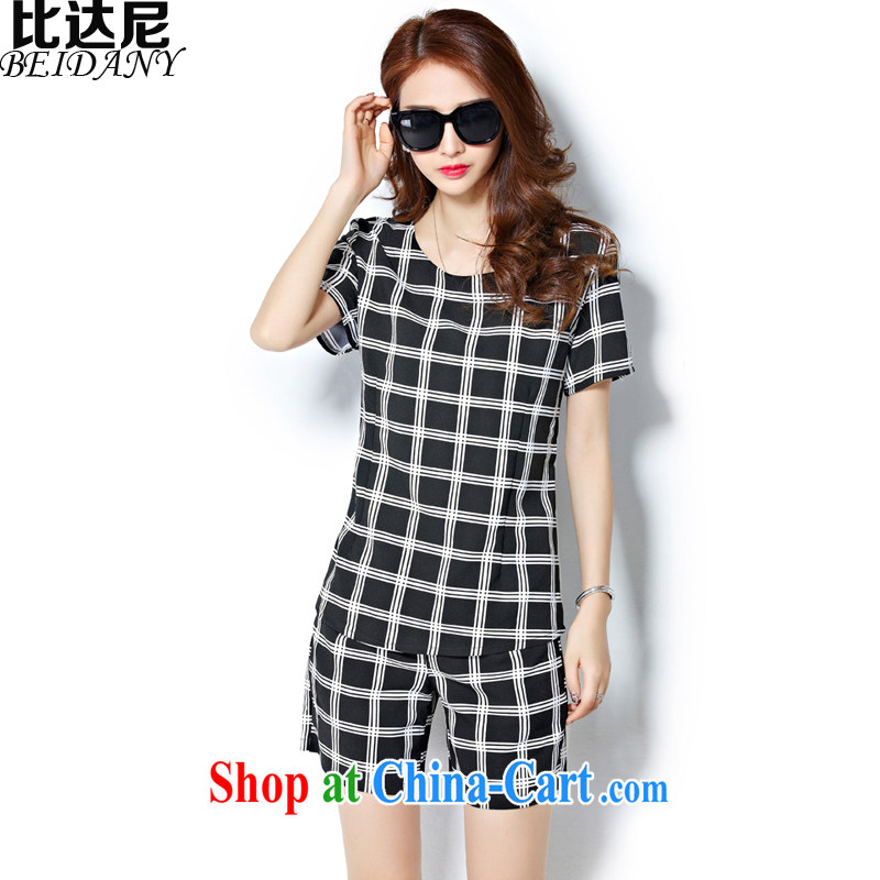 More than up to the 2015 summer new, larger female thick mm casual wear snow woven package girls shorts thick sister graphics thin to wear 200 Jack Haig XXXXXL