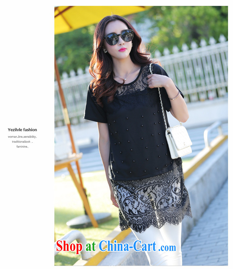 Yu, Sin City, the girls 200 Jack thick MM loose video thin lace, with summer skirts of Korean staple Pearl dress black 3 XL recommends that you 145 - 165 Jack pictures, price, brand platters! Elections are good character, the national distribution, so why buy now enjoy more preferential! Health