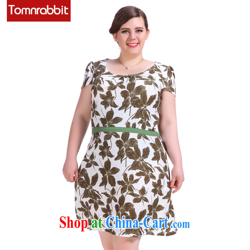 mm thick summer 2015 larger female thick sister video gaunt the stamp duty in Europe style dresses picture color the code XL _pre-sale 30 Day Shipping_