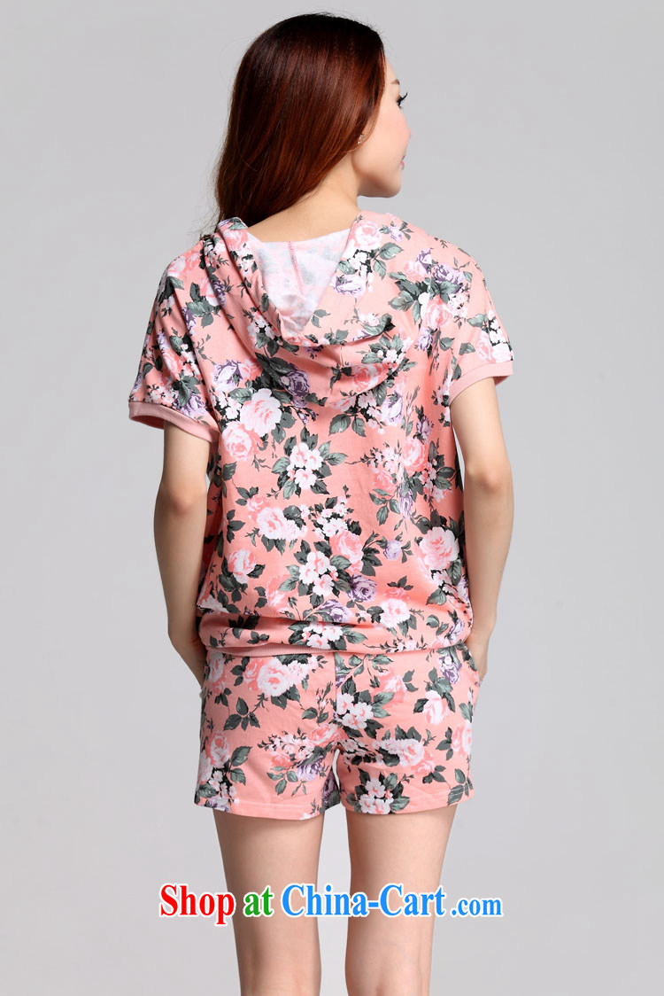 Optimize m Beauty Package Mail Delivery 2015 summer new thick MM loose stamp cap bat sleeves, clothing and Leisure package pink 1XL recommendations 100 - 125 Jack pictures, price, brand platters! Elections are good character, the national distribution, so why buy now enjoy more preferential! Health